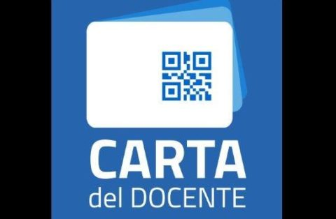 Carta del docente stampa 3D Vicenza